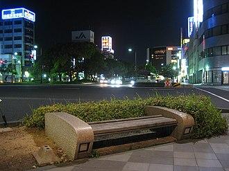Yokkaichi - Yokkaichi Chuo-dori St