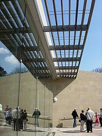 Yorkshire sculpture park underground gallery