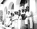 Youth book committee, Dhamtari, India, 1964.jpg