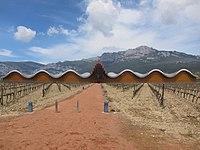 Ysios Winery near Laguardia, Álava, Spain - panoramio.jpg