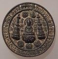 Yuan dynasty bronze Buddha mirror.jpg