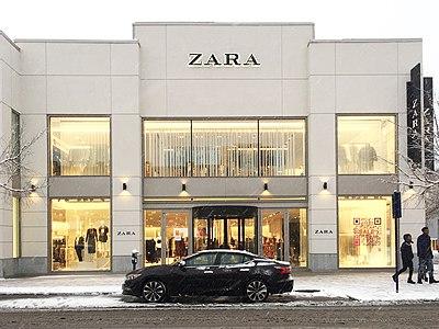Zara (vêtements)