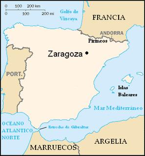 1987 Zaragoza Barracks bombing