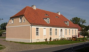 Großwoltersdorf - Inspector's house in Zernikow