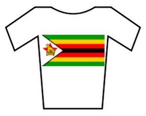 Amore & Vita–Selle SMP - Image: Zimbabwe jersey