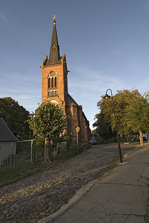 Zinnowitz - Protestant Church