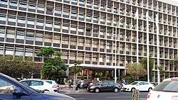 בניין ההסתדרות הציונית בתל אביב (2012)