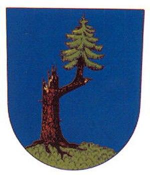 Suchdol (Kutná Hora District) - Image: Znak obce Suchdol