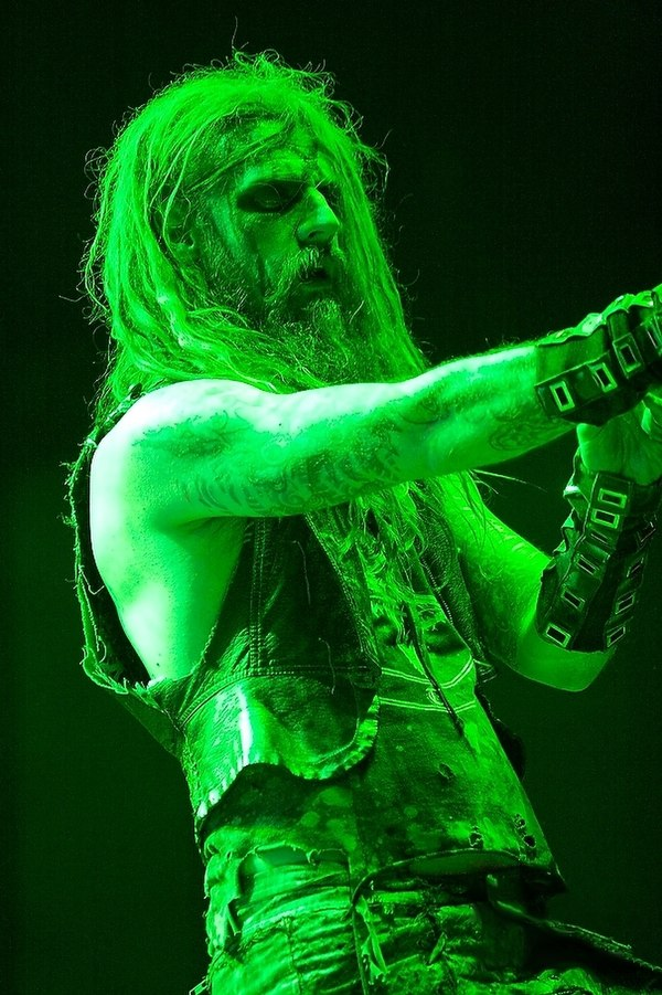 Photo Rob Zombie via Wikidata