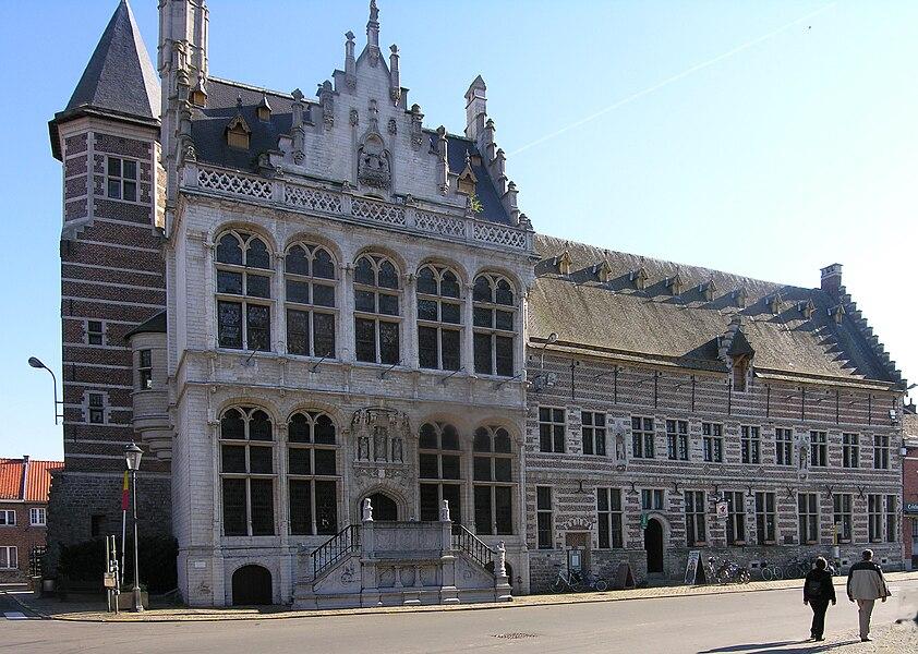 Zoutleeuw (Belgium): Town Hall