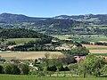 Zweikirchen Panoarama, Bezirk St. Veit an der Glan, Kärnten.jpg