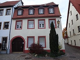 Zwerchgasse in Neustadt an der Weinstraße