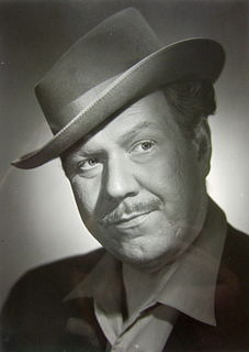 Åke Fridell Swedish actor
