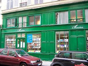 L'Harmattan - L'Harmattan's headquarters in Paris, France