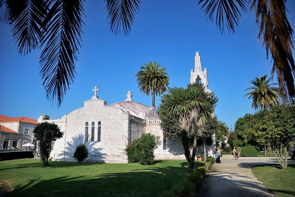 Église de La Toja