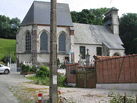 The church of Planques