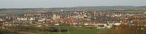 Öhringen - Image: Öhringen Panorama