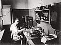 Üllői út 78-b. Pázmány Péter Tudományegyetem (ma Semmelweis Egyetem) III. sz. Belgyógyászati (ma Urológiai) Klinika, laboratórium. Fortepan 74513.jpg