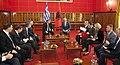 Επίσημη επίσκεψη Αντιπροέδρου της Κυβέρνησης και Υπουργού Εξωτερικών Ευ. Βενιζέλου στην Αλβανία (10305864923).jpg
