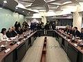 Επίσκεψη, Υπουργού Εξωτερικών, Ν. Κοτζιά στην πΓΔΜ – Συνέντευξη Τύπου (23.03.2018) (26096006637).jpg