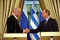 Συνάντηση με Πρωθυπουργό της Ρωσικής Ομοσπονδίας, Vladimir Putin-1.jpg