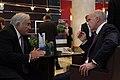 Συνάντηση με τον Διευθύνοντα Σύμβουλο του ΔΝΤ-IMF, Dominique Strauss-Kahn (4989789762).jpg