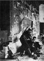 Арнаут убија српског калуђера на Косову уманастиру Девич, 1912.png