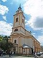 Берегове, Реформатська церква 2.jpg