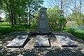 Братская могила советских воинов, погибших в январе 1945 года.jpg