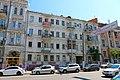 Будинок прибутковий, в якому мешкав Лесь Курбас, Київ Саксаганського вул., 110.JPG
