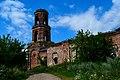 Вид на церковь Спаса Нерукотворного образа в Калиновке Рязанской области - 3.jpg