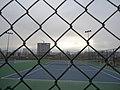 Град Скопје, Р.Македонија нас. Карпош IV опш. Карпош 4 (Тениско игралиште ) - panoramio.jpg