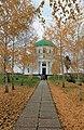 Диканька. Алея до Миколаївської церкви..JPG