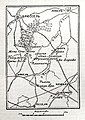 Карта к статье «Ватерлоо» № 1. Военная энциклопедия Сытина (Санкт-Петербург, 1911-1915).jpg