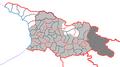 Кахетия на административной карте Грузии.png