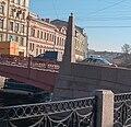 Наб. реки Мойки, Красный мост. 2009-11-14.jpg
