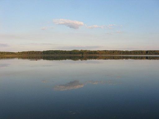 Озеро Лебедине під Лебедином