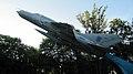 Памятник МиГ-21, ул Володарского 57, Харьков.jpg