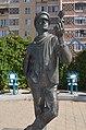 Памятник Остапу Бендеру. Элиста. - panoramio.jpg