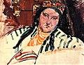 Портрет девушки-татарки (Картина В.Э. Вильковиской).jpg