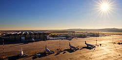 נמל התעופה פולקובו