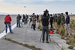 Работа российских и иностранных СМИ на авиабазе «Хмеймим» в Сирии (23).jpg