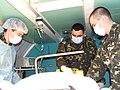 Реанімаційно-операційний літак Повітряних Сил ЗС України Ан-26 «Віта» (27160748656).jpg