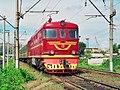 ТЭП60-0832, Russia, Saratov region, Saratov-I-Passenger - Saratov-II stretch (Trainpix 158132).jpg