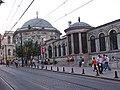Турция (Türkiye), провинция Стамбул (il İstanbul), Стамбул (İstanbul), р-н Еминёню (ilçe Eminönü, Molla Fenari) (cd.Divan Yolu), мавзо - panoramio.jpg