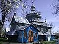 Успенська церква, Дубівці Кіцманського району.jpg