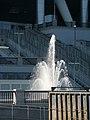 Фонтан у стадиона Санкт-Петербург01.jpg