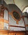 Цесис (Латвия) Орган храма Святого Иакова - panoramio.jpg