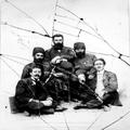 הרצל בחברת צירים מרוסיה בקונגרס הציוני השישי באזל ( 1903) האדריכל אדוארד לבו-PHG-1018674.png