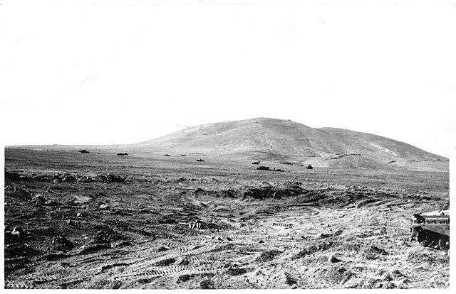 הקרב בעמק הבכא (ויקיפדיה) - הפודקאסט עושים היסטוריה עם רן לוי